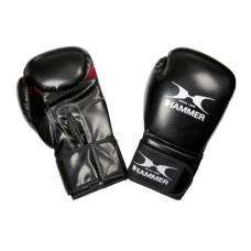 HAMMER Boxhandschuhe X-Shock 14 OZ, Farbe: noir/rouge