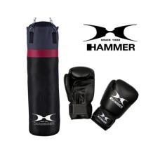 HAMMER Box Set Cobra, 26kg, 100cm, 10 OZ