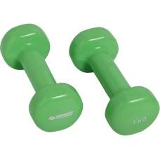 Schildkröt Fitness Vinyl Hanteln 1.0kg Set