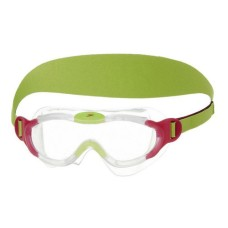 Speedo Sea Squad Mask, clear/pink