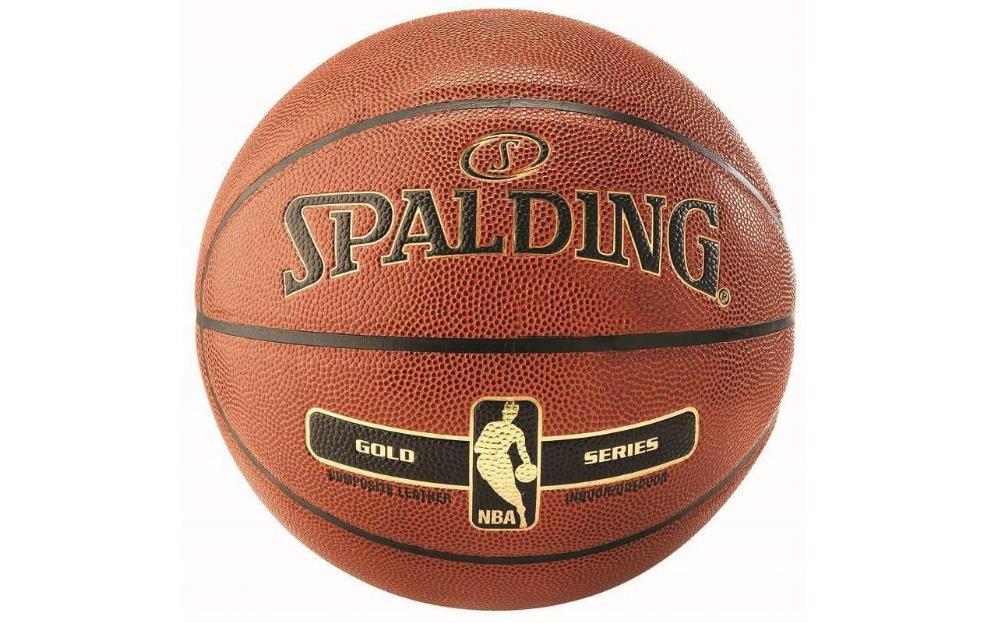 Spalding NBA Gold, Grösse: 6, Indoor & Outdoor